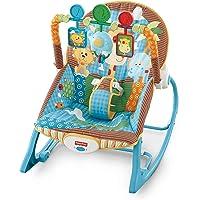 Fisher-Price infant-to-toddler Rocker–Jungle Fun, Jungle Fun
