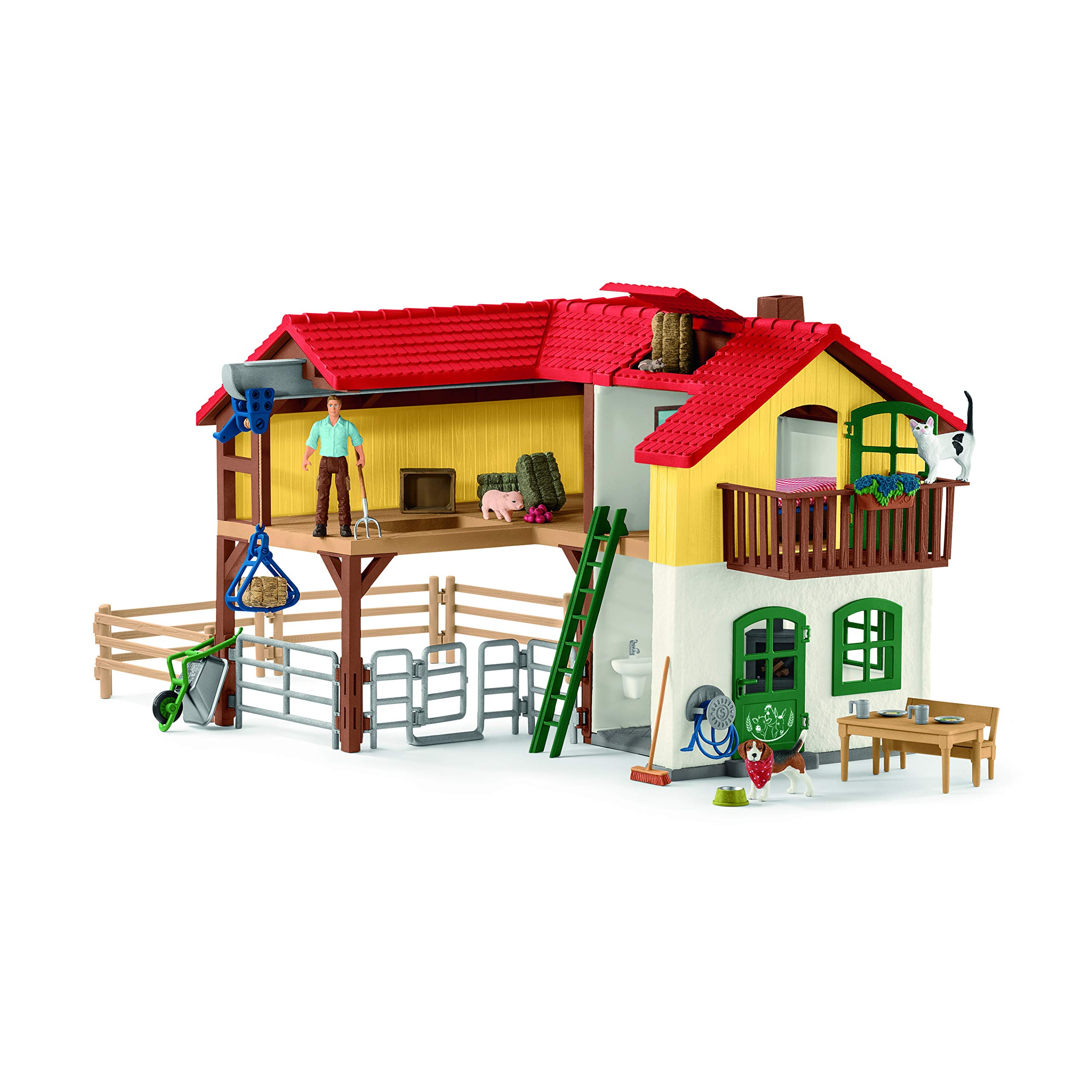 Schleich Large Farm House by Schleich (Image #16)