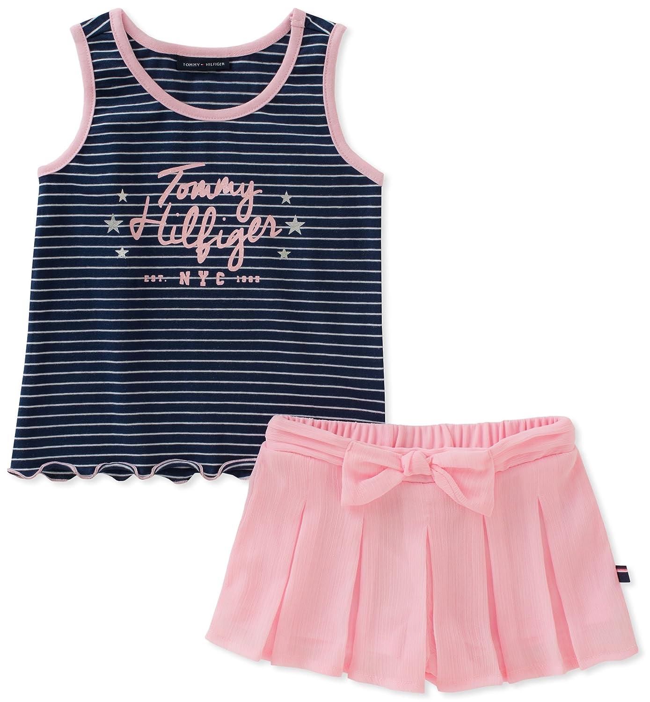Tommy Hilfiger Girls Shorts Set