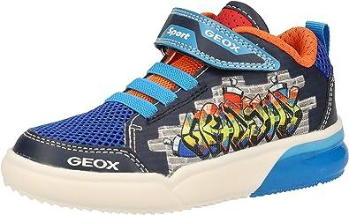 Geox J Grayjay Boy Trainers Boys