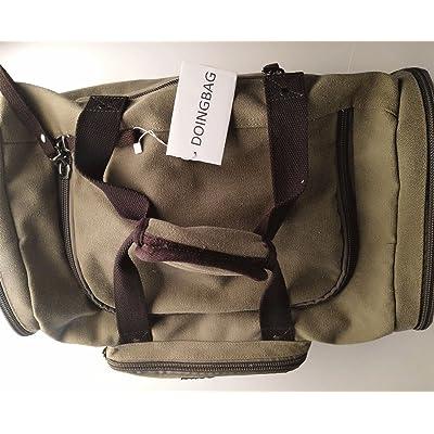 DOINGBAG Duffel Bag Travel Duffel Gym Sports Bag