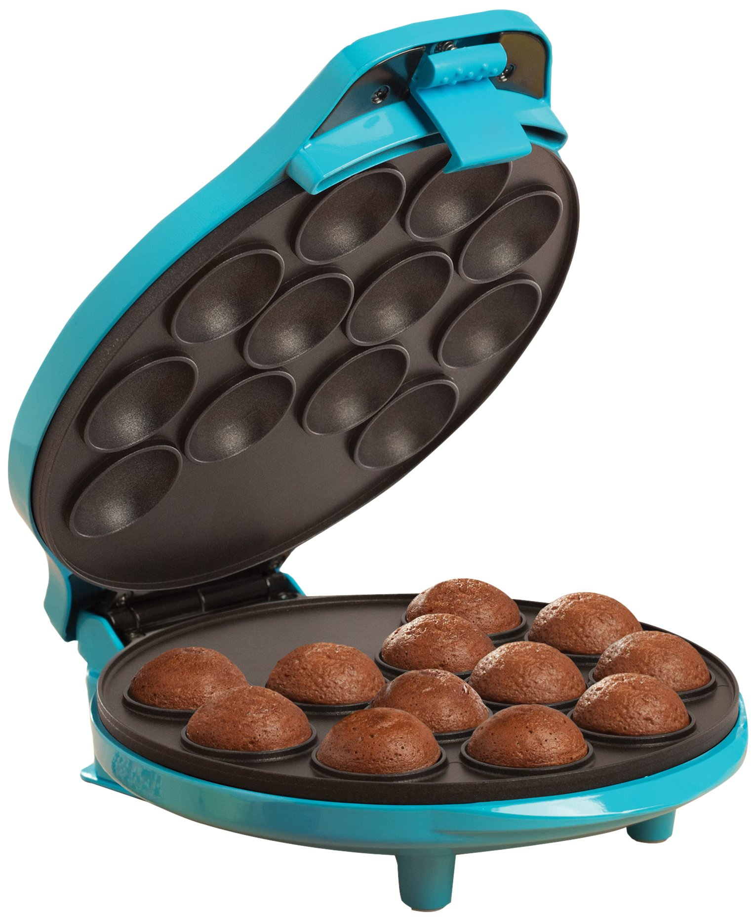 BELLA 13547 Cake Pop & Donut Hole Maker, Turquoise by BELLA