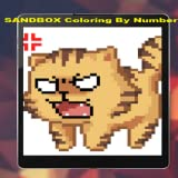 best seller today Sandbox: Color By Number 154 Pictures...