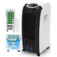 3-in-1 Aircooler, 300 watt, 3 modi, 12-uurs timer, afstandsbediening, oscillerend, airconditioning, mobiele…