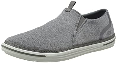 a95386595ef4 Skechers USA Men s Landen Steller Slip-On Loafer