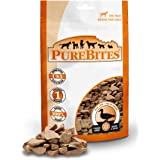 PureBites RAW Freeze Dried Limited Ingredient Treats for Dogs, Entry Size