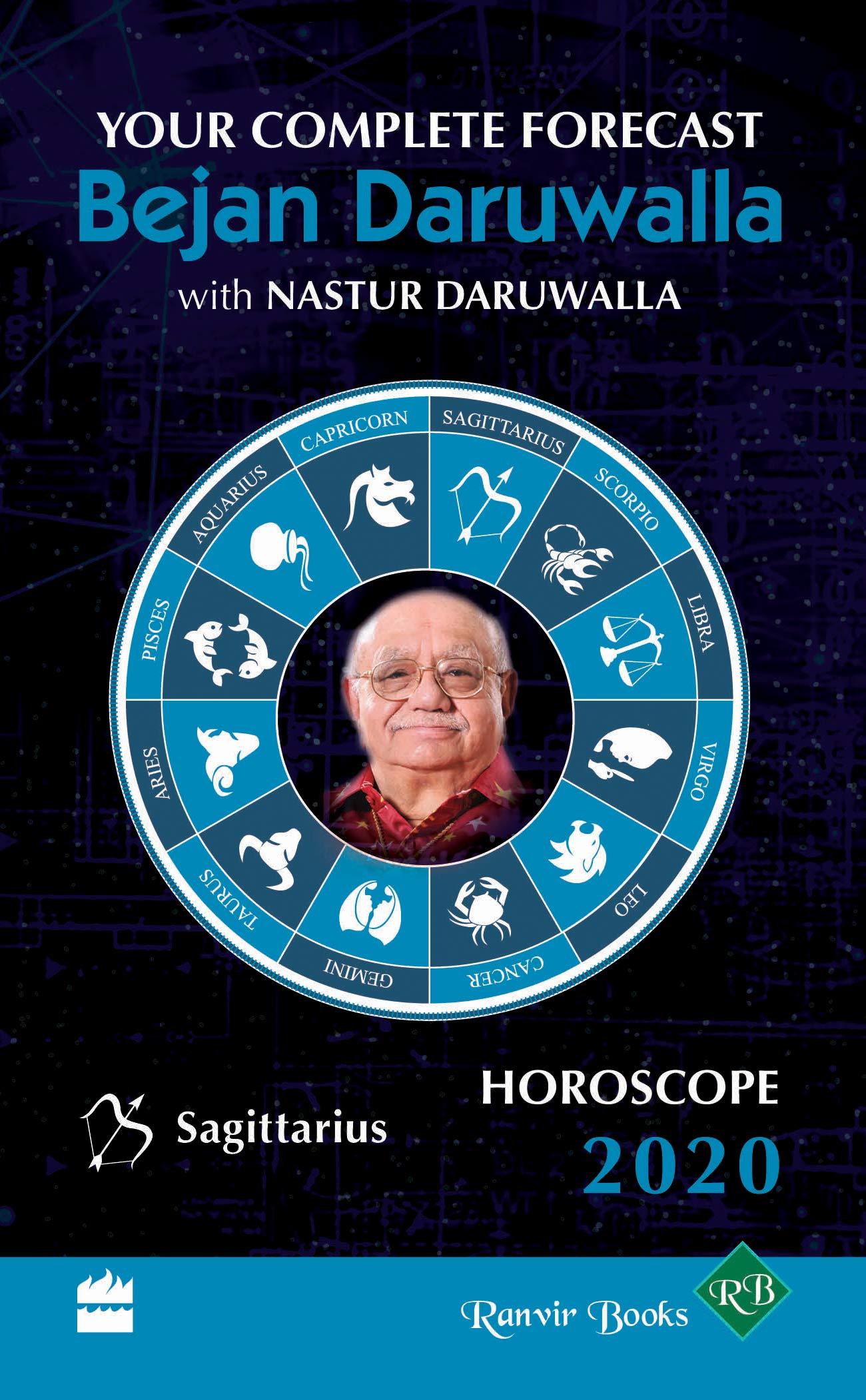 sagittariusian horoscope by bejan daruwalla