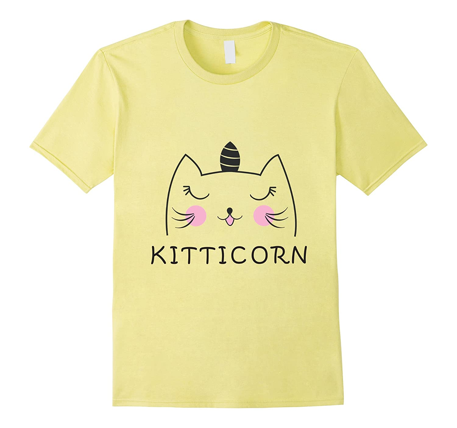 Cute Unicorn Cat Kids Unisex Hoodie KittiCorn