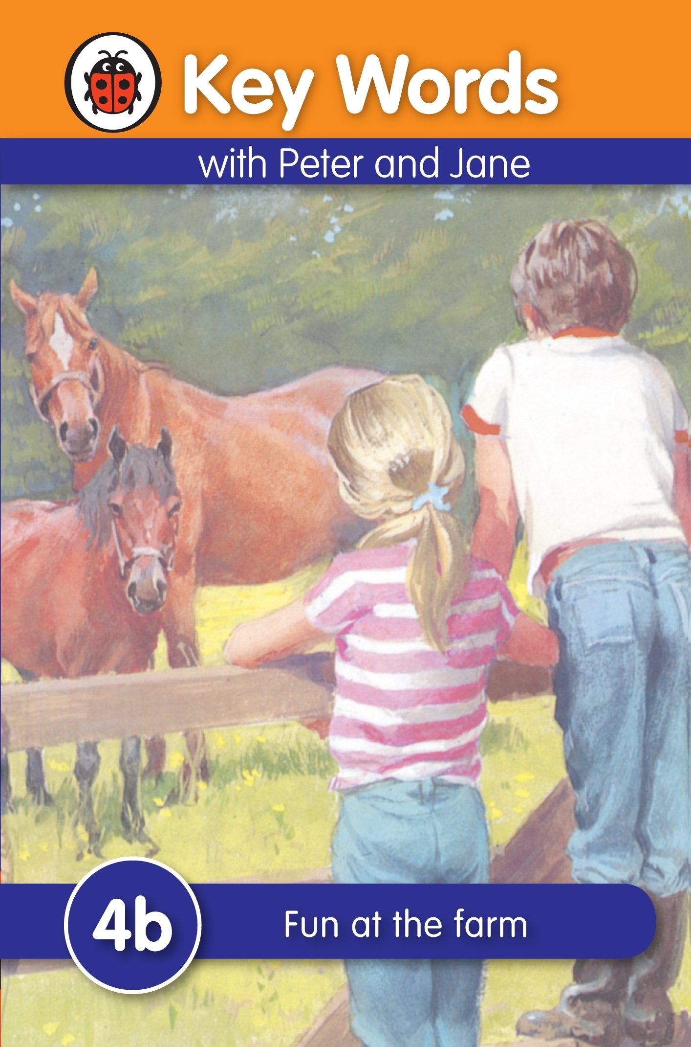 Download Key Words with Peter and Jane #4 Fun At the Farm Series B pdf epub