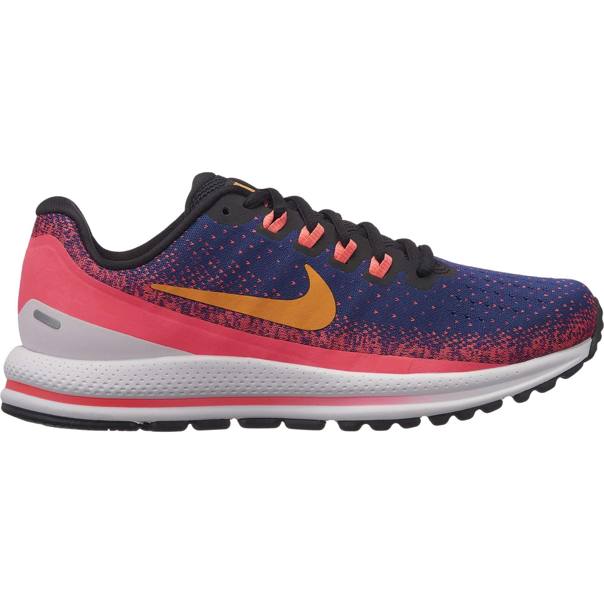Galleon - NIKE Women s Air Zoom Vomero 13 Running Shoe Blue Void Orange  Peel-Flash Crimson 8.0 6fc575cba