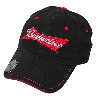 Budweiser Botella ajustable abridor Sombrero: Amazon.es: Ropa y ...