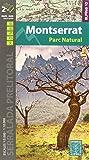 Montserrat Parc Natural, mapa y guía excursionistas. Escala 1:5.000/10.000 cast/cat/eng Alina Editorial