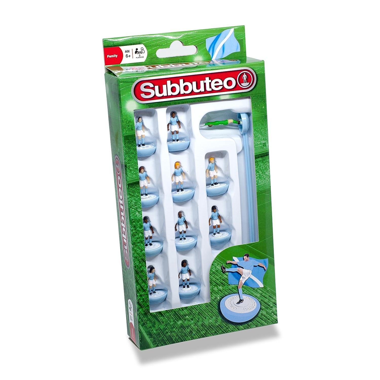 Subbuteo 3405 Player Ensemble, Bleu/Blanc