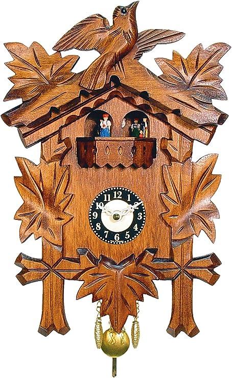 Alexander Taron Importer 418QM Black Forest Cuckoo Clock Clocks ...