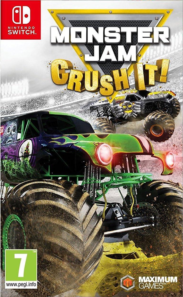 Monster Jam: Crush It!: Amazon.es: Videojuegos