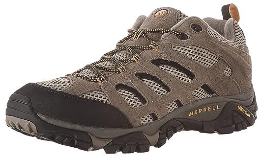 39b080079ec Amazon.com | Merrell Men's Moab Ventilator Hiking Shoe | Hiking & Trekking