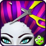 Monster Hair Salon FREE - Kids Adventure Games