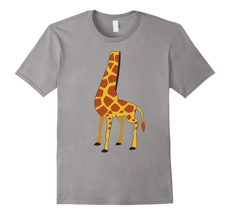 Cute Giraffe Costume Halloween Shirt-FL