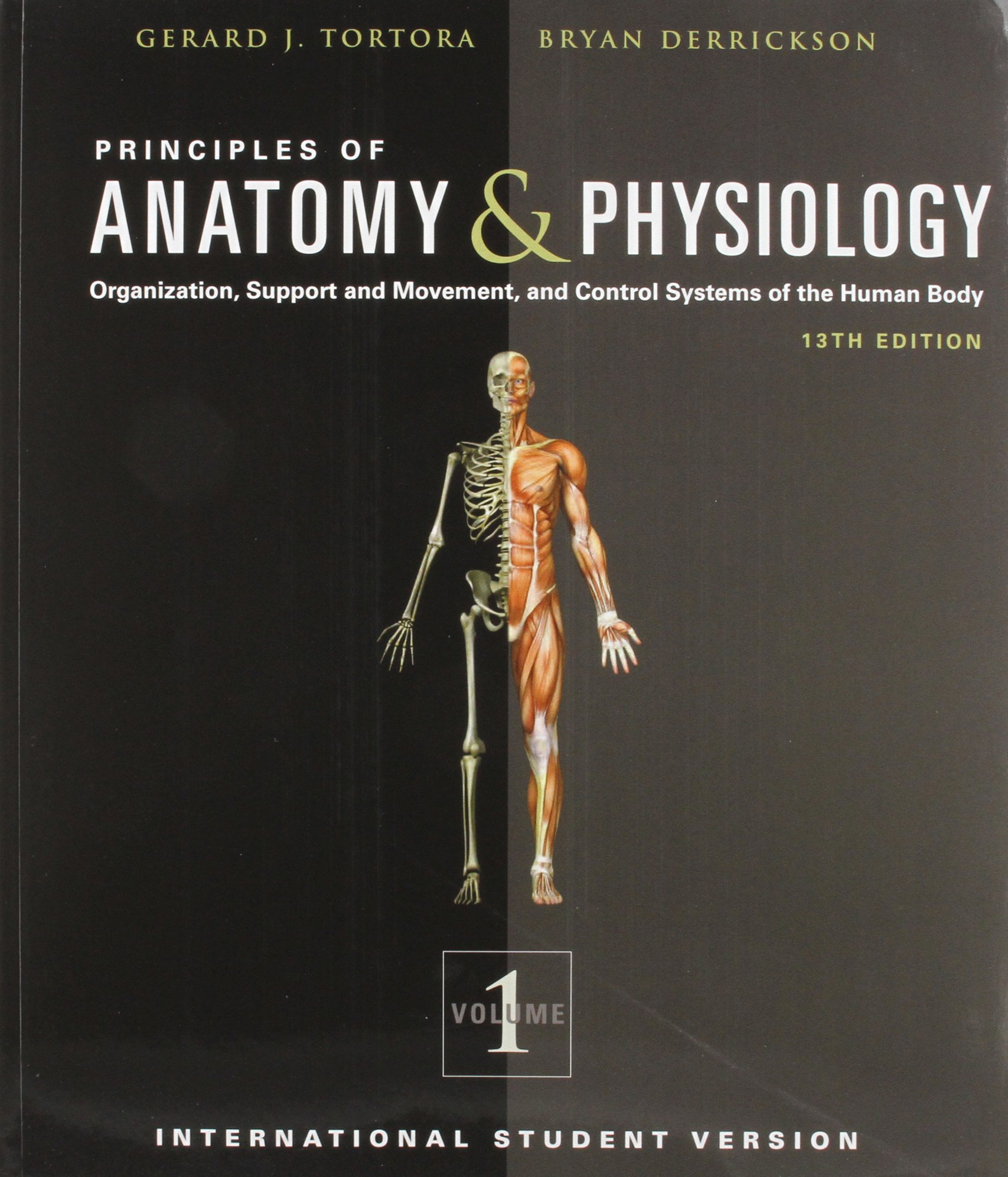 Principles of Anatomy & Physiology 13th: Amazon.co.uk: Gerard J ...