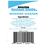 Amazing Instant Smile Professional Retainer Cleaner