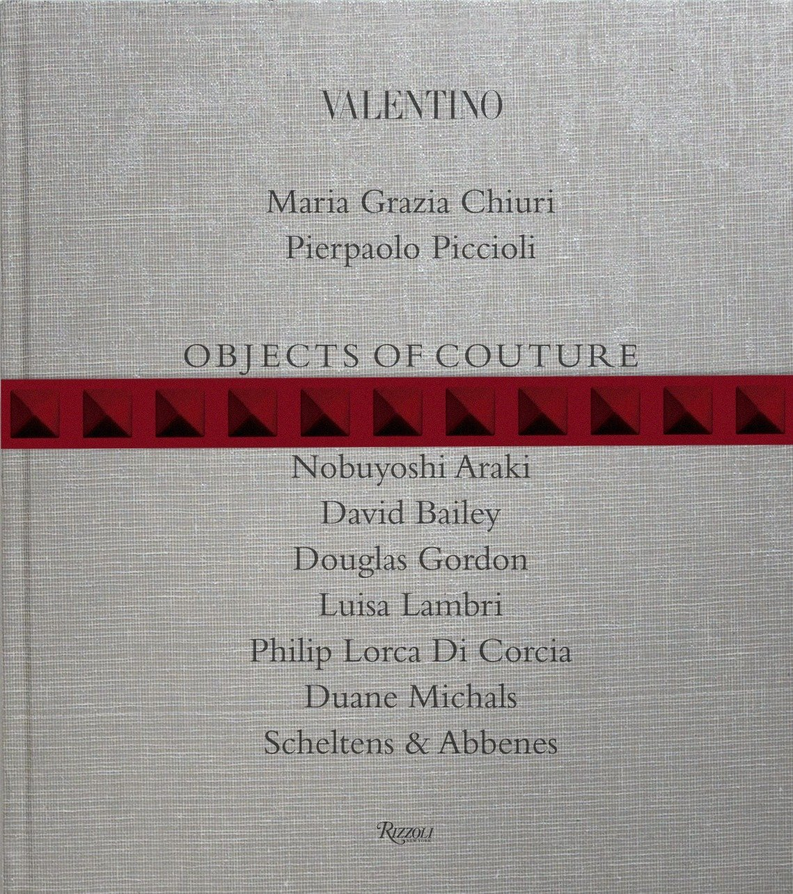 Valentino: Objects of Couture PDF