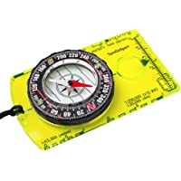 Orienteering Compass - Hiking Backpacking Compass - Advanced Scout Compass Camping and Navigation - Boy Scout Compass…