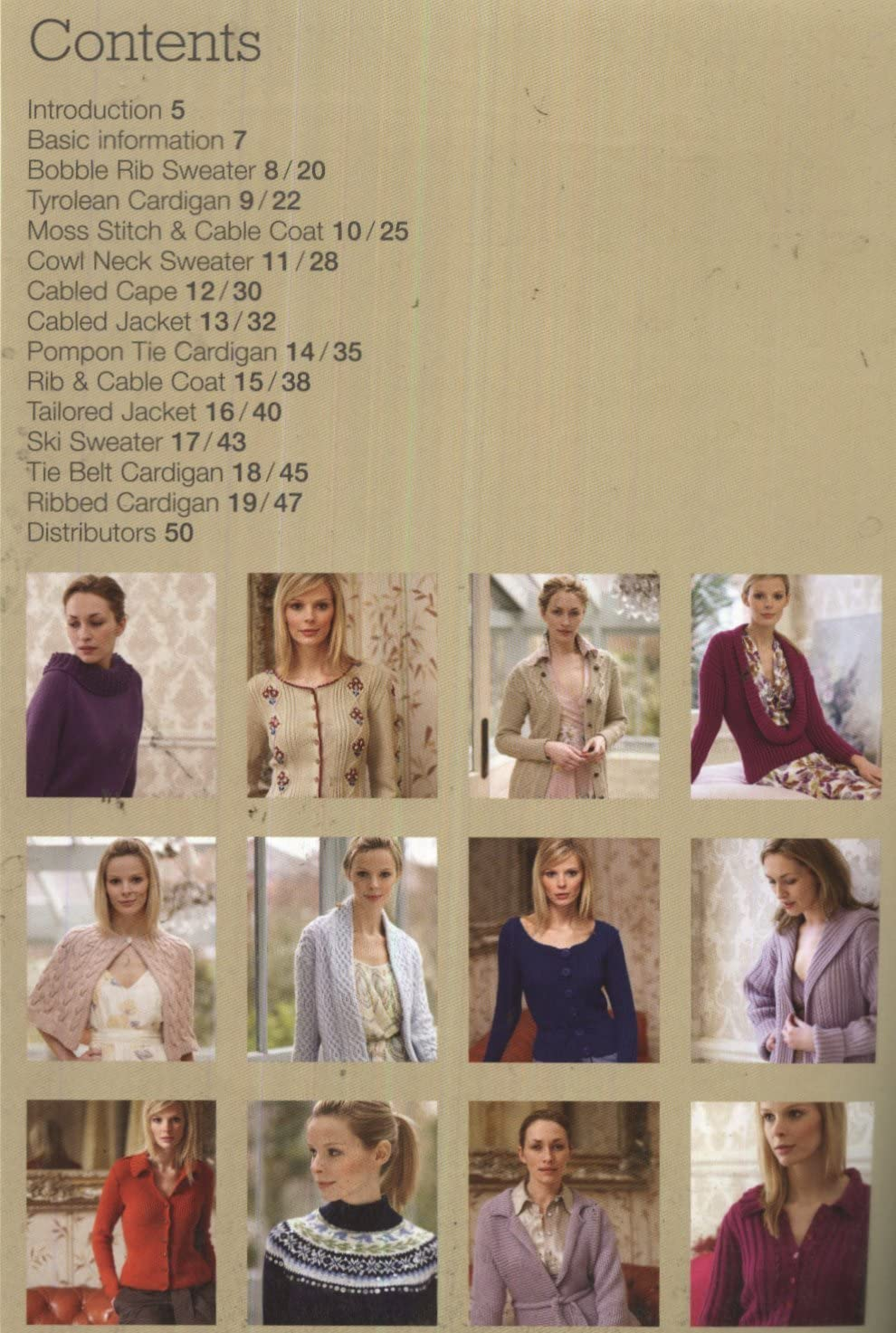 Debbie Bliss Cashmerino DK Knitting Pattern Book 12 beautiful ladies designs