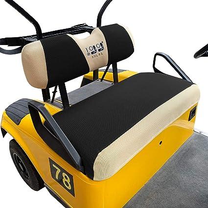 ezgo golf cart seats