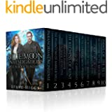 Blue Moon Investigations Ten Book Bundle: A Humorous Fantasy Adventure Series