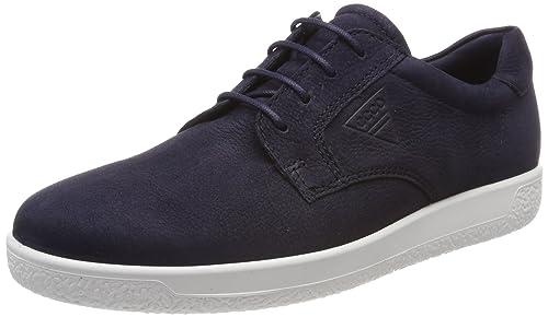 Ecco Soft 1, Zapatillas para Hombre, Azul (Night Sky), 40 EU