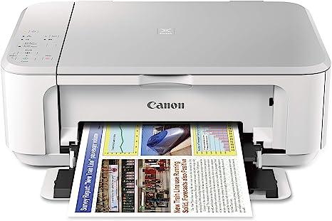 Amazon.com: Impresora color a inyección de tinta ...