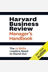 Harvard Business Review Manager's Handbook: The 17 Skills Leaders Need to Stand Out Audible Audiobook