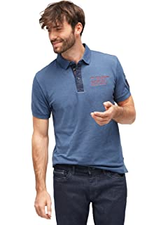 Tom Tailor Os GMT Treatment Polo, Hombre: Amazon.es: Ropa y accesorios