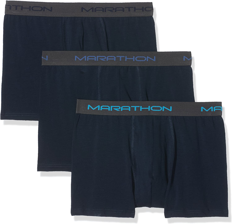 Marathon Bóxer (Pack de 3) para Hombre