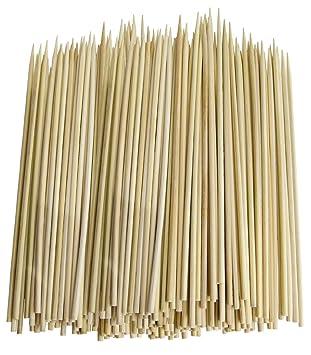 Amazon Com Chef Craft Thin Bamboo Skewers 300 Piece Kitchen