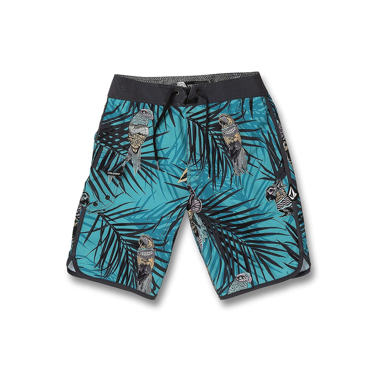 Volcom Boys Big Parrot Mod 17 Boardshort