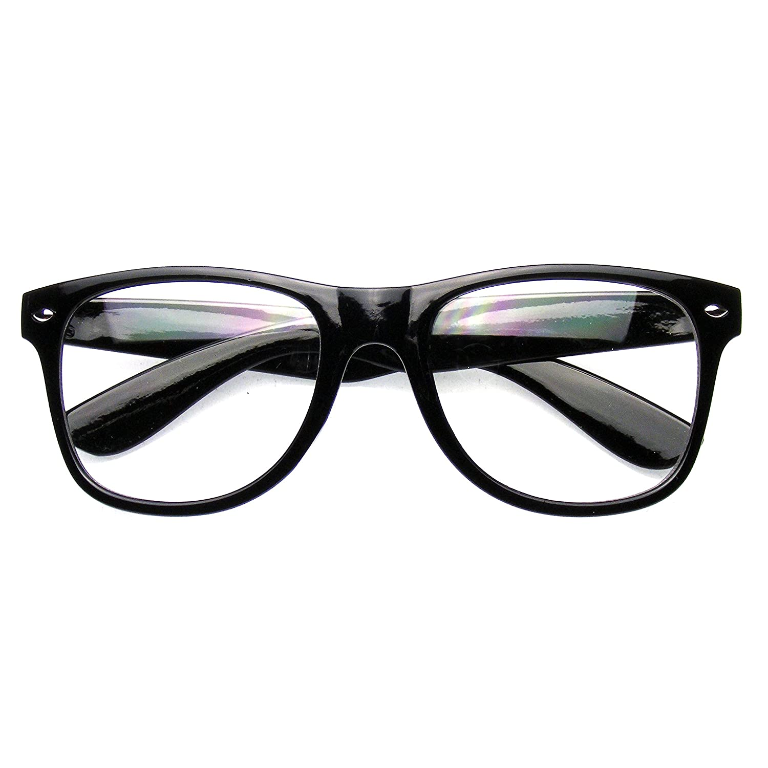 858d8e363f Width  57mm Bridge  13mm Height  44mm Total  146mm. HIGH QUALITY FRAME   Horn Rimmed Glasses are manufactured with high quality plastic frames and  ...
