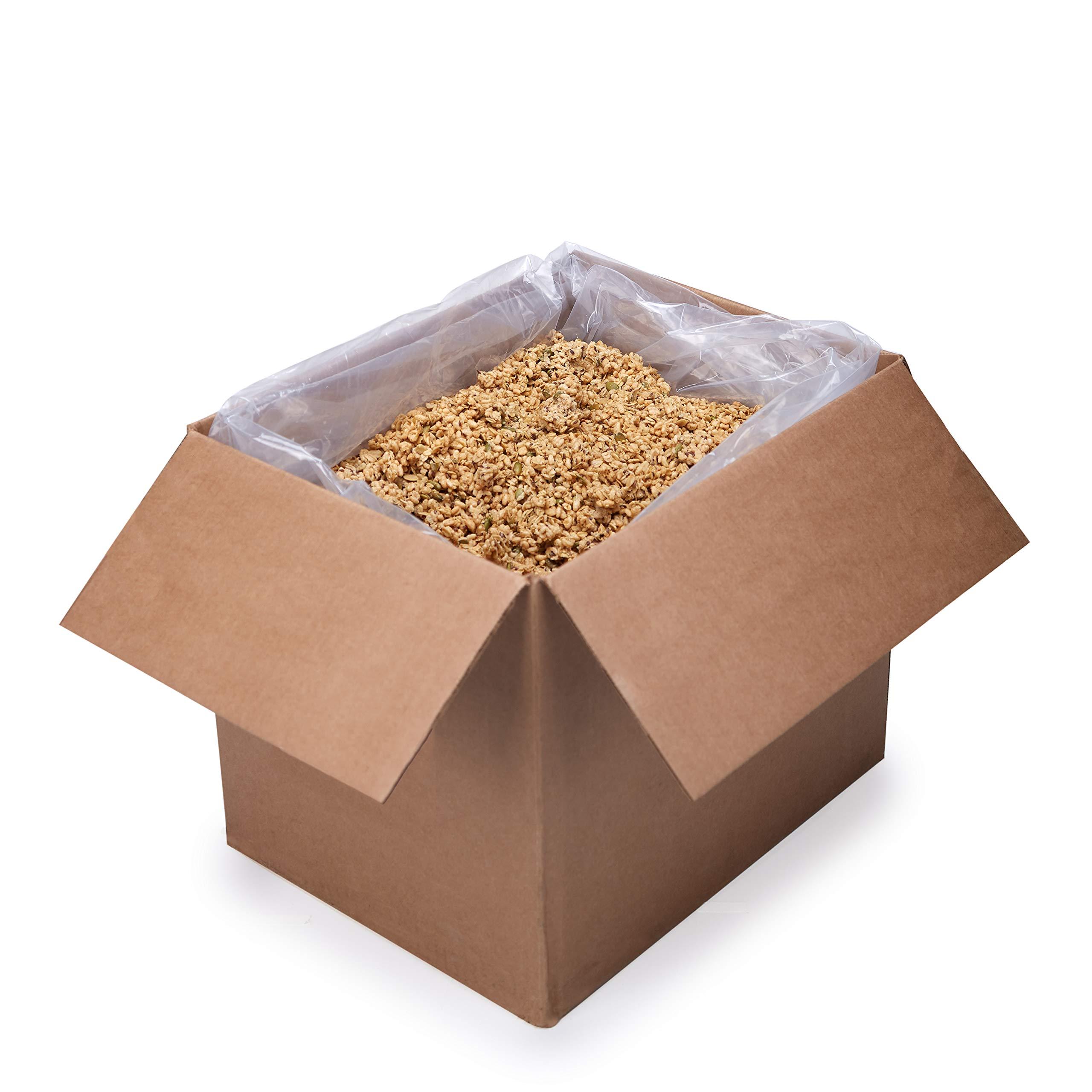 Nature's Path Pumpkin Seed Plus Flax Granola, Healthy, Organic, 25 lb. Bulk Box by Nature's Path