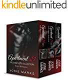 Apartment 21: The Complete Collection: Erotic Romance
