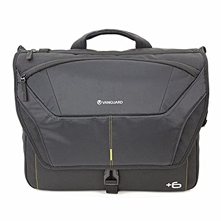 Alta Rise 38 : VANGUARD Alta Rise Messenger Bag, Black (Alta Rise 38) Camera Cases at amazon