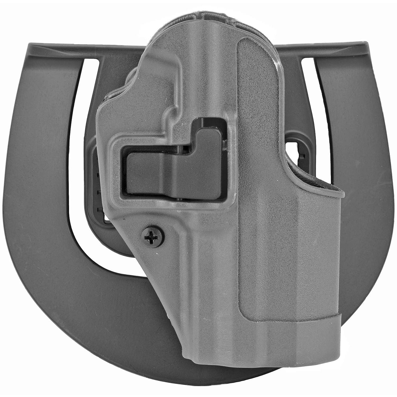 BlackHawk 413502BK-R Serpa Sportster Holster Adj Mount RH for Glock 19//23//32