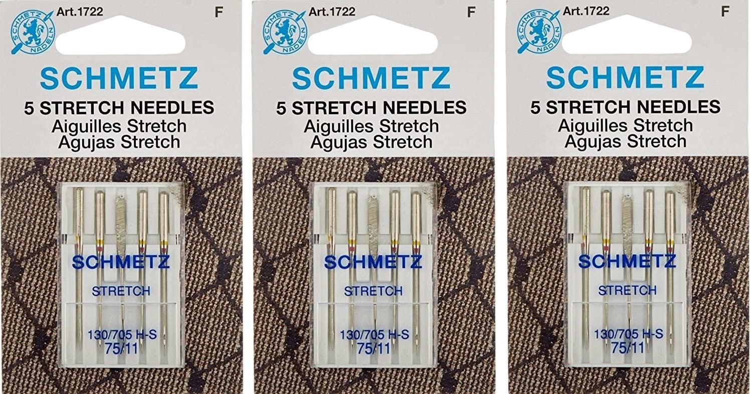"""Sizes 2/"""" /& 2.5/"""" 4//Pkg Dritz  Quilting Curved Needles"""