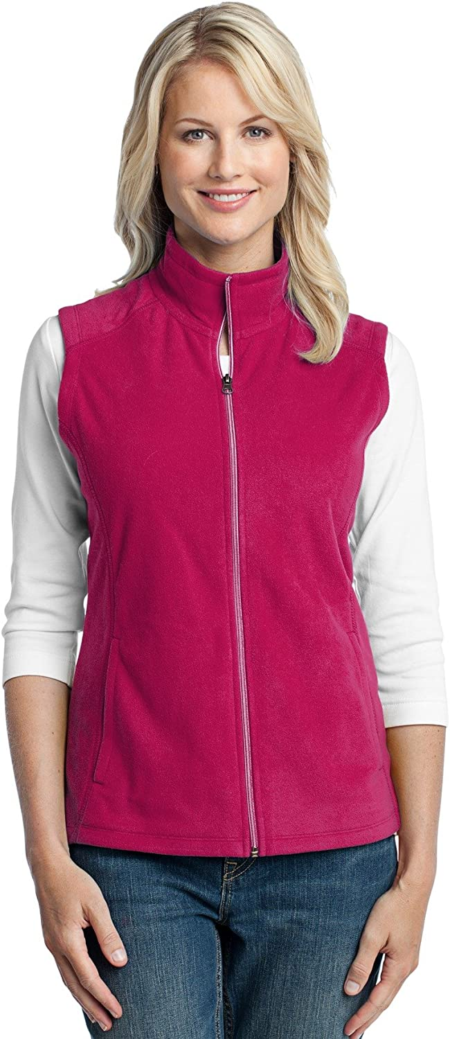 SF Ladies Microfleece Jacket Soft Lightweight Anti-Pill Fitted Outdoor Warm Coat