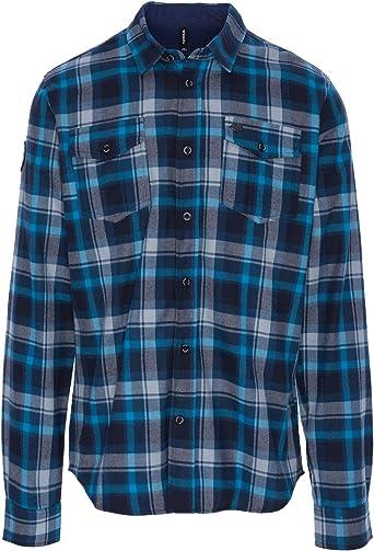 Ternua ® Gusen - Camisa Hombre: Amazon.es: Ropa y accesorios