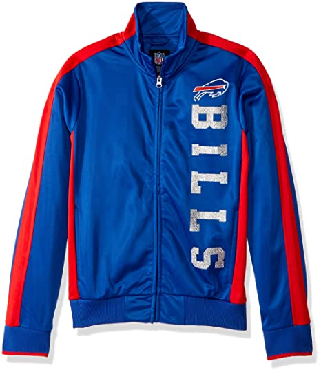 outlet store 5c734 dd3ee GIII For Her NFL Women's Drop Back Track Jacket