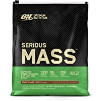 Optimum Nutrition Serious Mass, Chocolate 12LB(5.44kg)