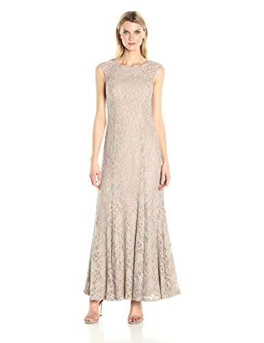 Cachet Women's Lace Gown