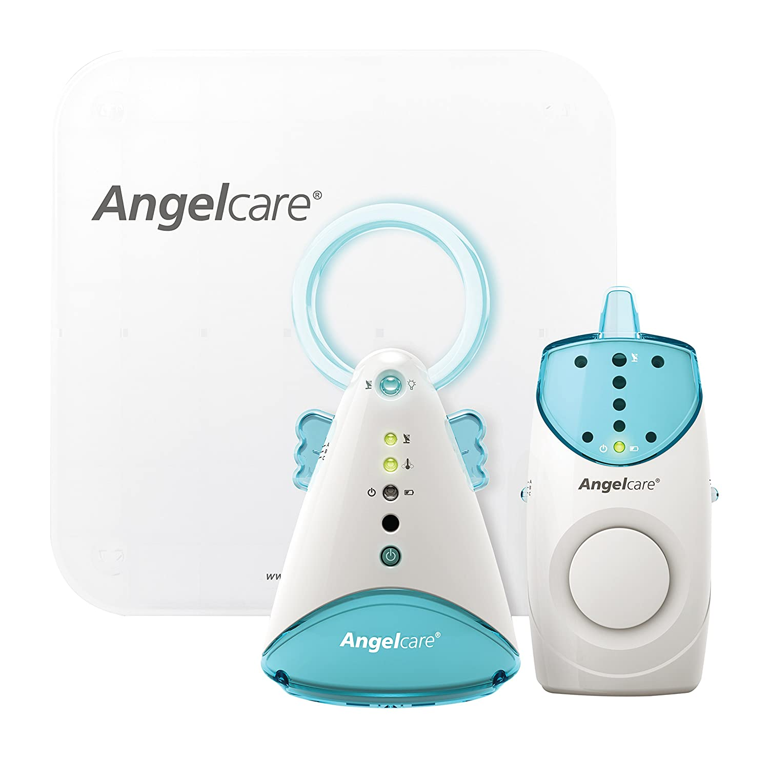 Angelcare Simplicity AC601 Baby Movement Monitor, With Sound AC5601