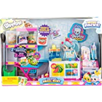 Shopkins S10 Pick 'N' Pack Small Mart Playset