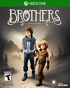 505 Games Brothers: A Tale of Two Sons Xbox One - Juego (Xbox One, Aventura, Starbreeze Studios, T (Teen), ENG, Básico)